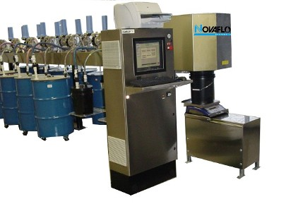 Process Innovations Mixer Spectrophotometer Mill Color
